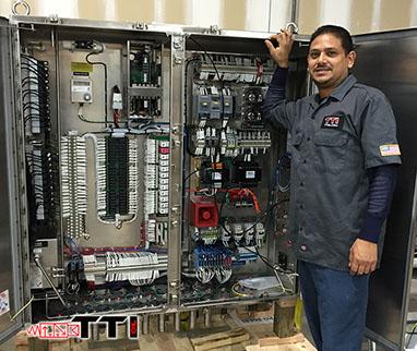 Plc Control Panels Tti Oil